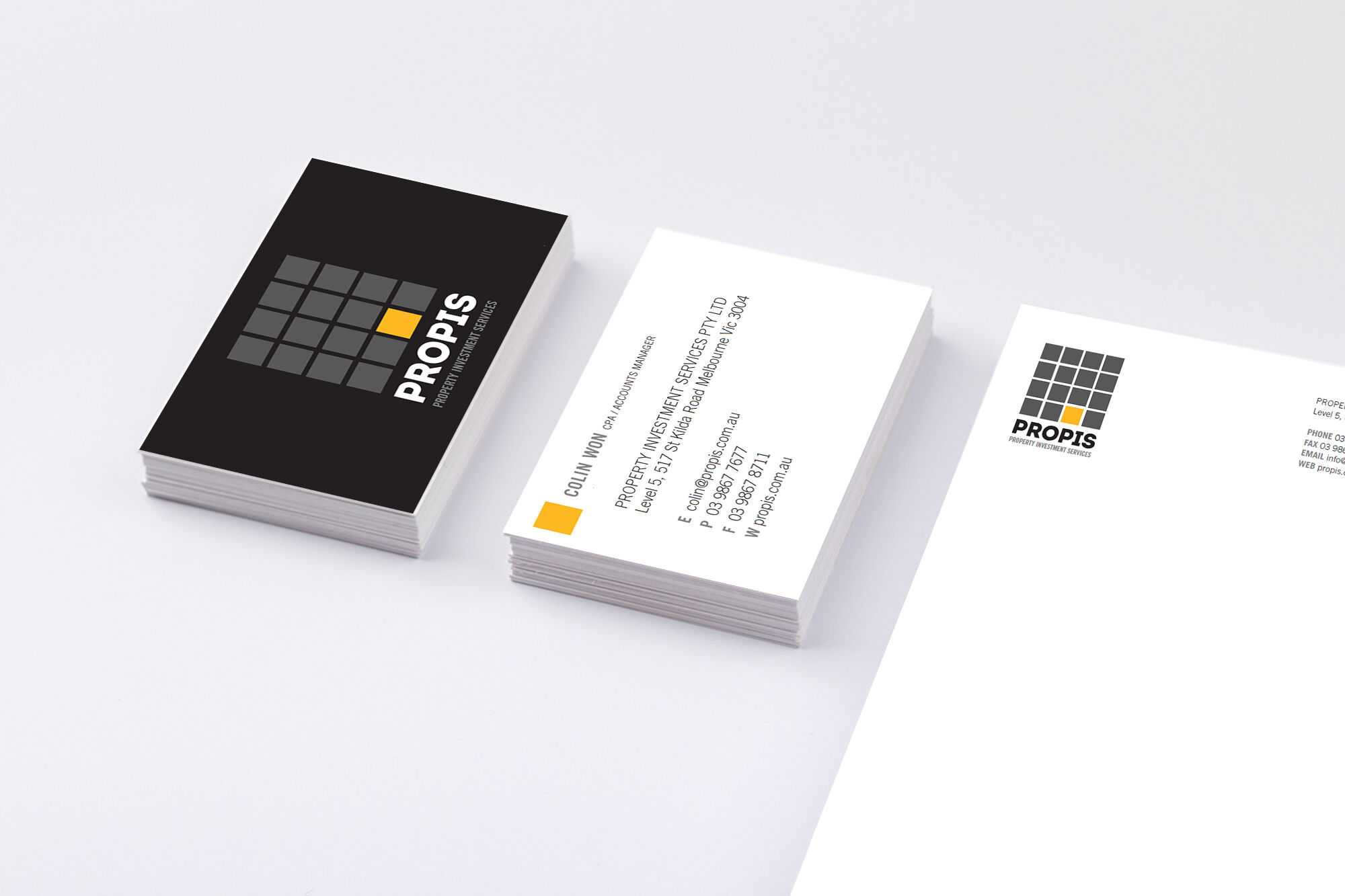PROPIS Brand Design & Development