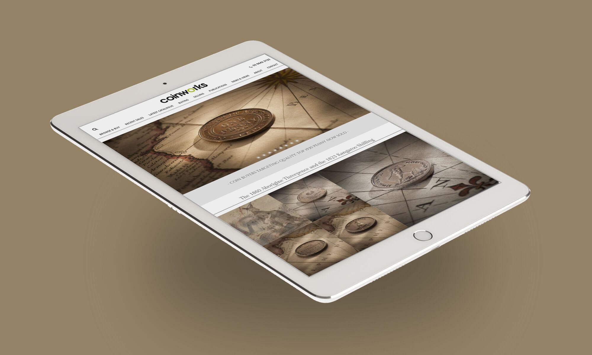 Coinworks iPad 4c