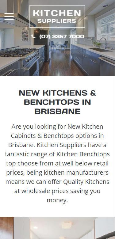 Kitchen Suppliers m3