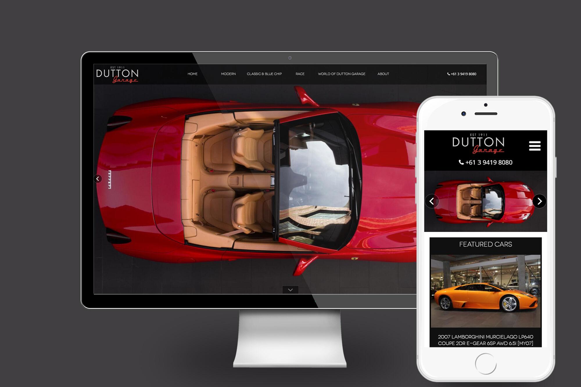 Dutton Garage2