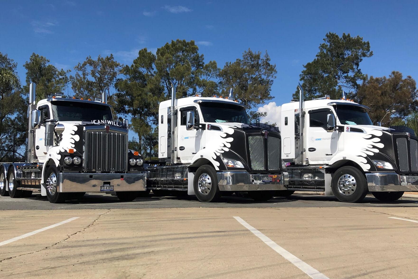 Seage Transport Trucks