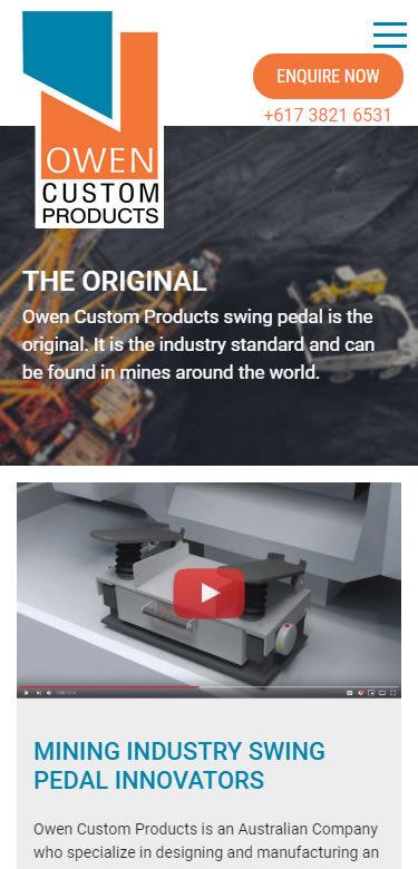 Owens Custom Products m