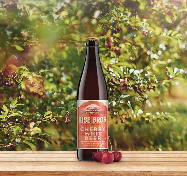 Cherry Whit Beer