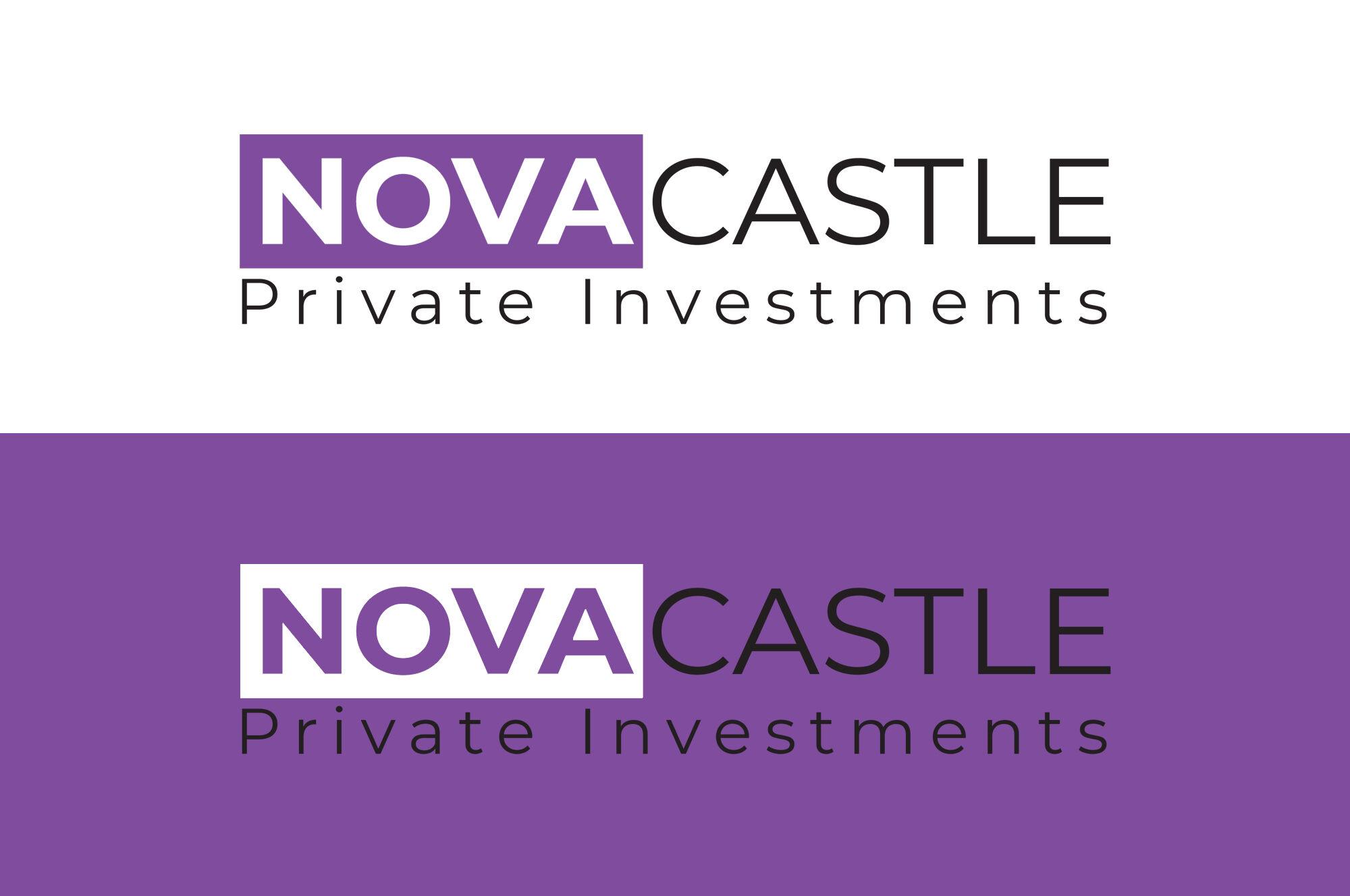 Nova Castle Logo design