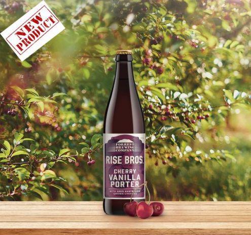 Cherry Vanilla Porter
