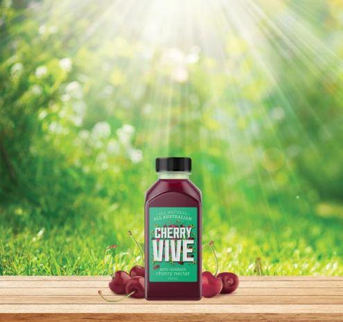 Cherry Vive Juice