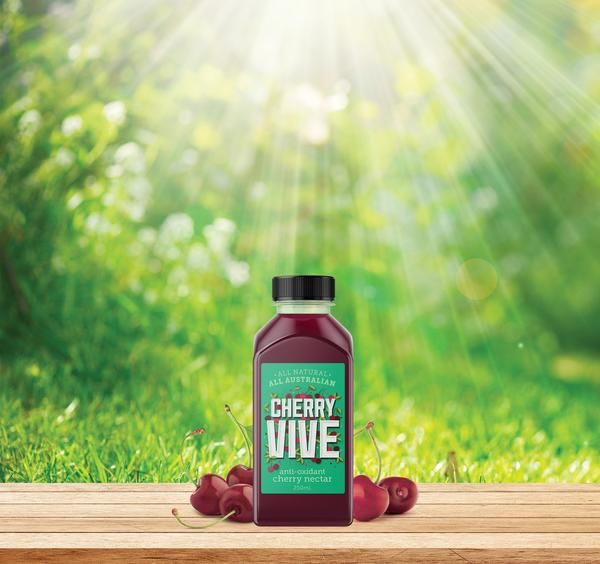 Cherry Vive Juice