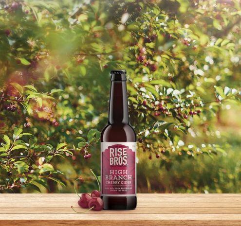 High Branch 8% Cider