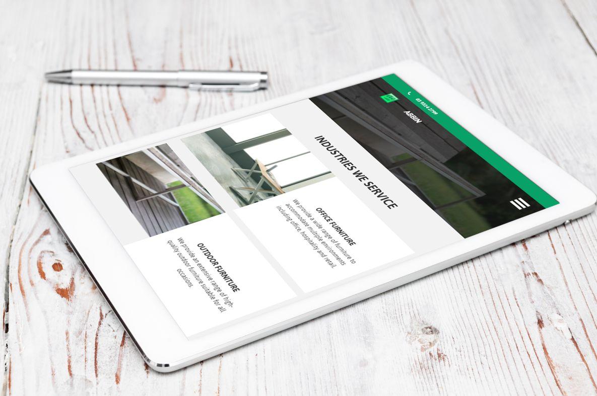 Abbin  iPad3