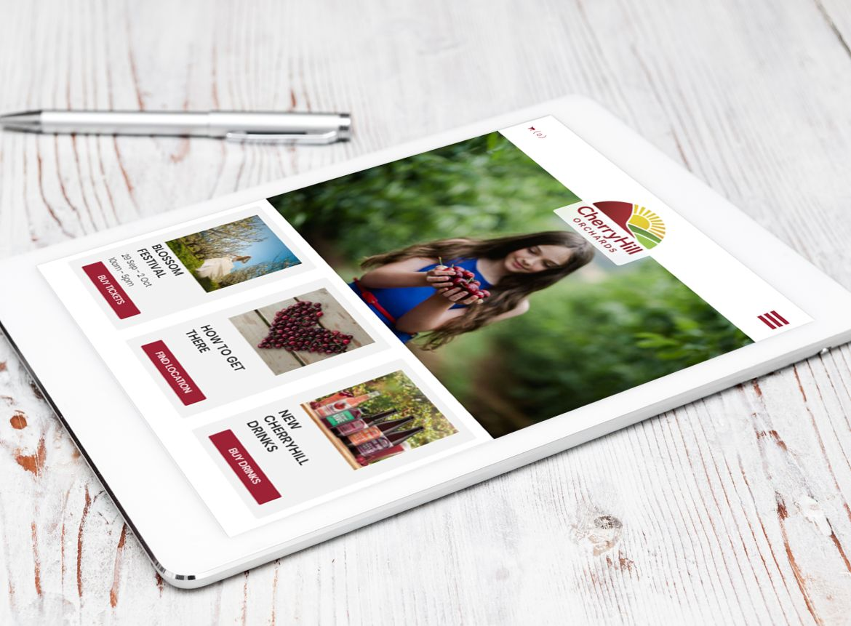 CherryHill iPad2