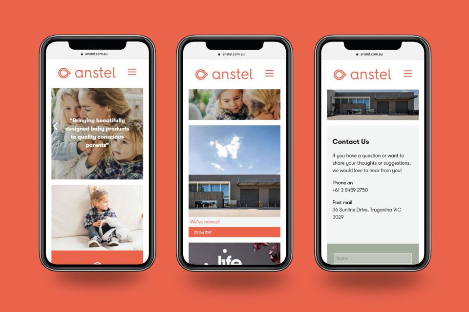 Anstel Mobile