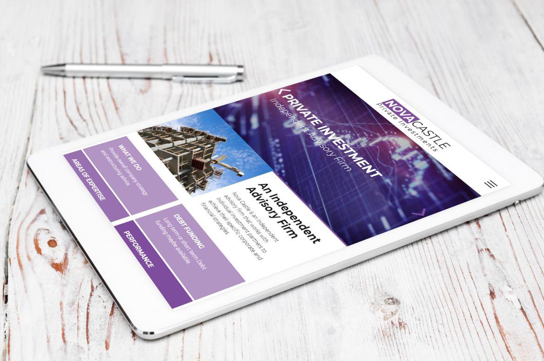 Nova Castle iPad