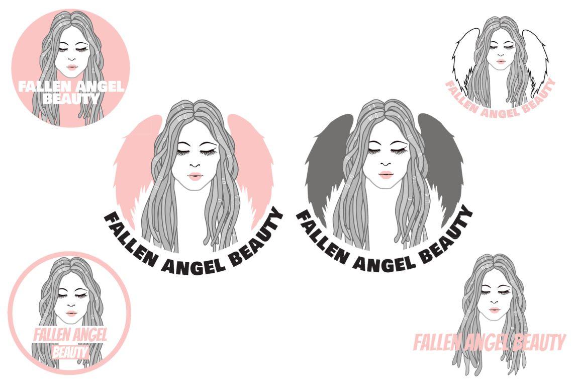 Fallen Angel Beauty Logo development
