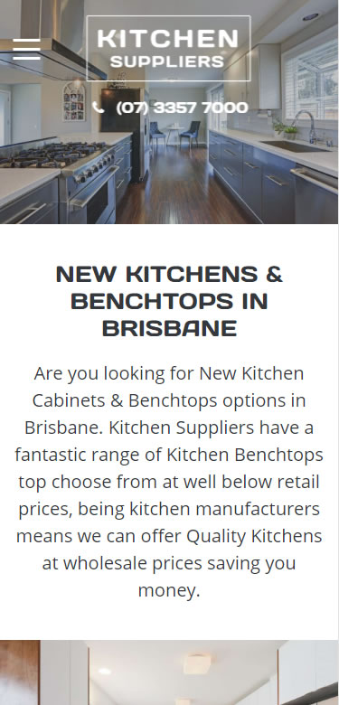 Kitchen Suppliers m3