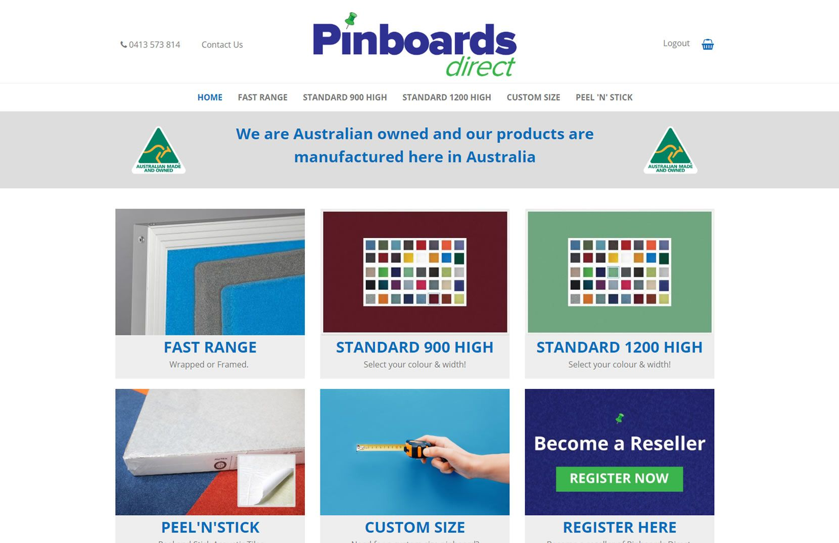 Pinboards Direct