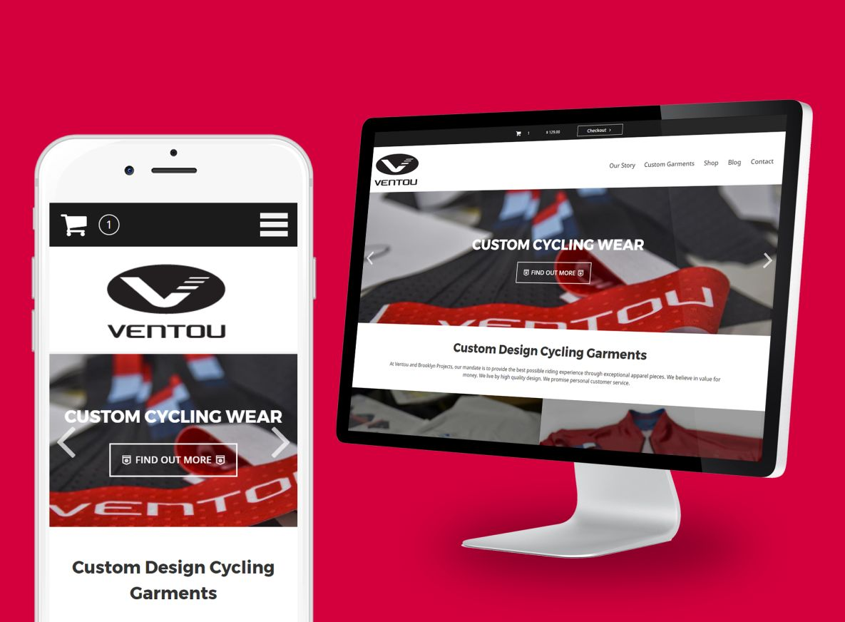 Ventou Custom Cycling Kits